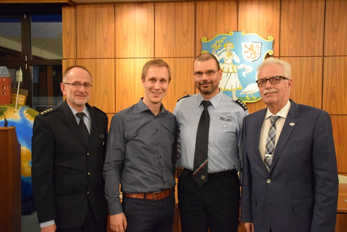POL-ME: Neuer Leiter der Polizeiwache Monheim stellt sich vor - Monheim - 1711072