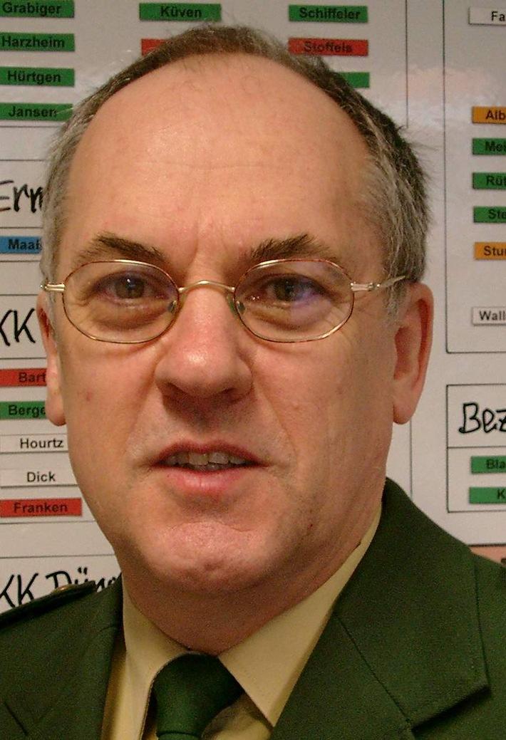 Polizeidirektor Werner Eismar