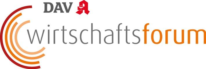 Presseeinladung zum 55. DAV-Wirtschaftsforum 2018 in Potsdam: Chancen der Digitalisierung in der Gesundheitsversorgung