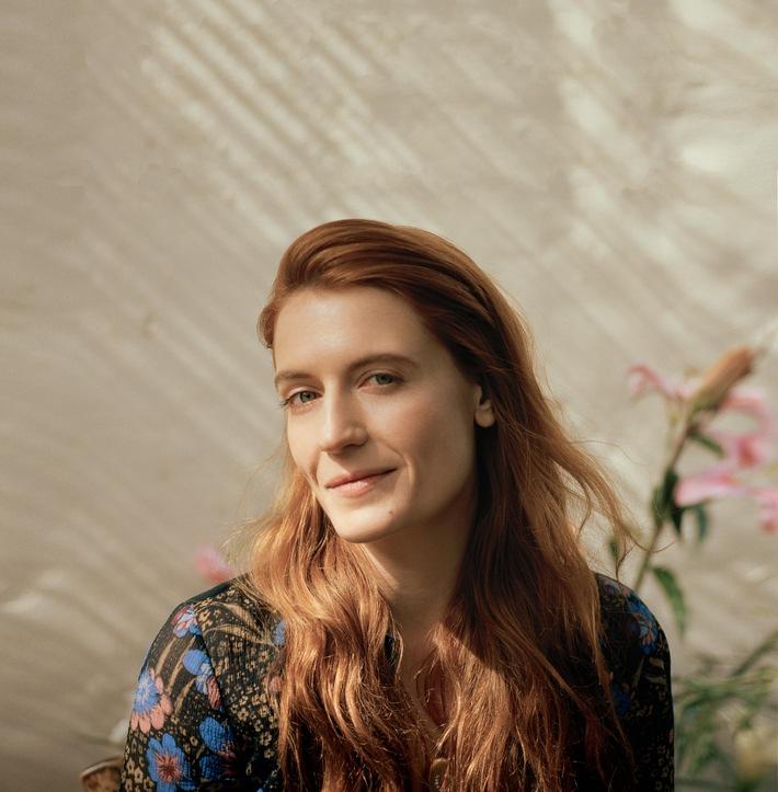 """Florence + The Machine / Weiterer Text über ots und www.presseportal.de/nr/59720 / Die Verwendung dieses Bildes ist für redaktionelle Zwecke honorarfrei. Veröffentlichung bitte unter Quellenangabe: """"obs/MCT Agentur GmbH"""""""