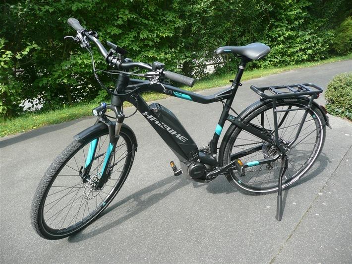 Die Polizei fragt: Wem gehört dieses Fahrrad? Foto: Polizei