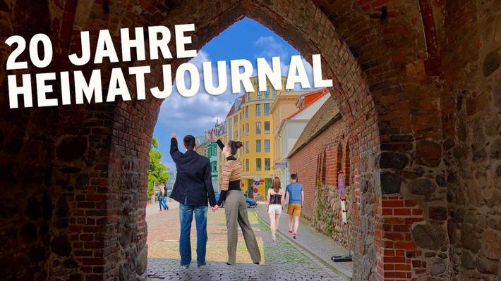 20 Jahre Heimatjournal / Weiterer Text über OTS und www.presseportal.de/pm/51580