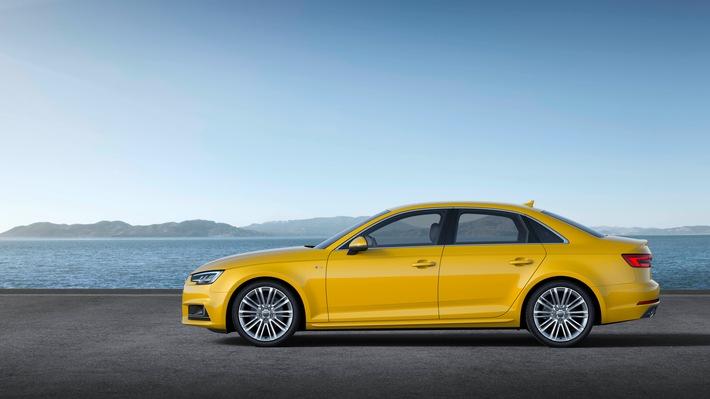 Audi verzeichnet Absatzplus in allen Regionen