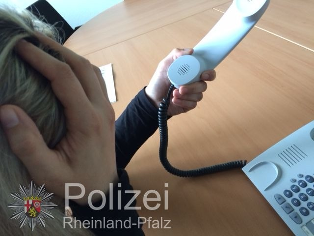 POL-PPTR: Enkeltrick - Angerufene reagieren vorbildlich