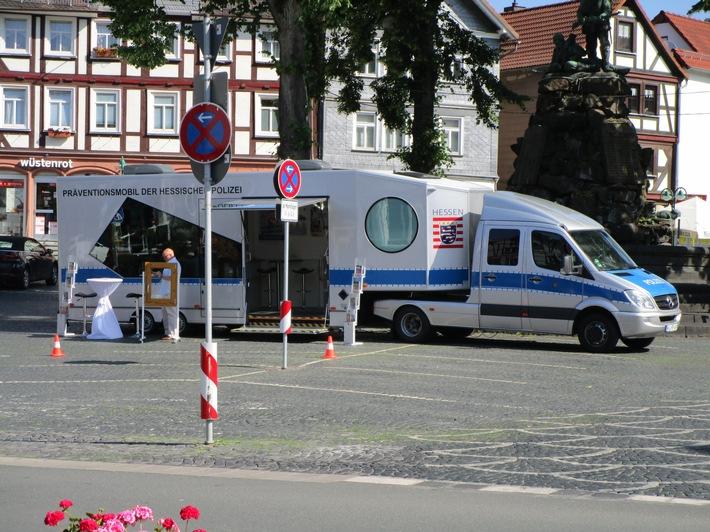 Beratermobil in Biedenkopf