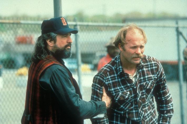 Alte Freunde - in guten wie in schlechten Tagen: Megs (Robert DeNiro, l.) und Dave (Ed Harris).