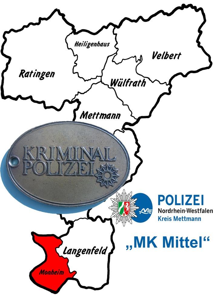 POL-ME: Gemeinsame Presseerklärung der Staatsanwaltschaft Düsseldorf und der Kreispolizeibehörde...