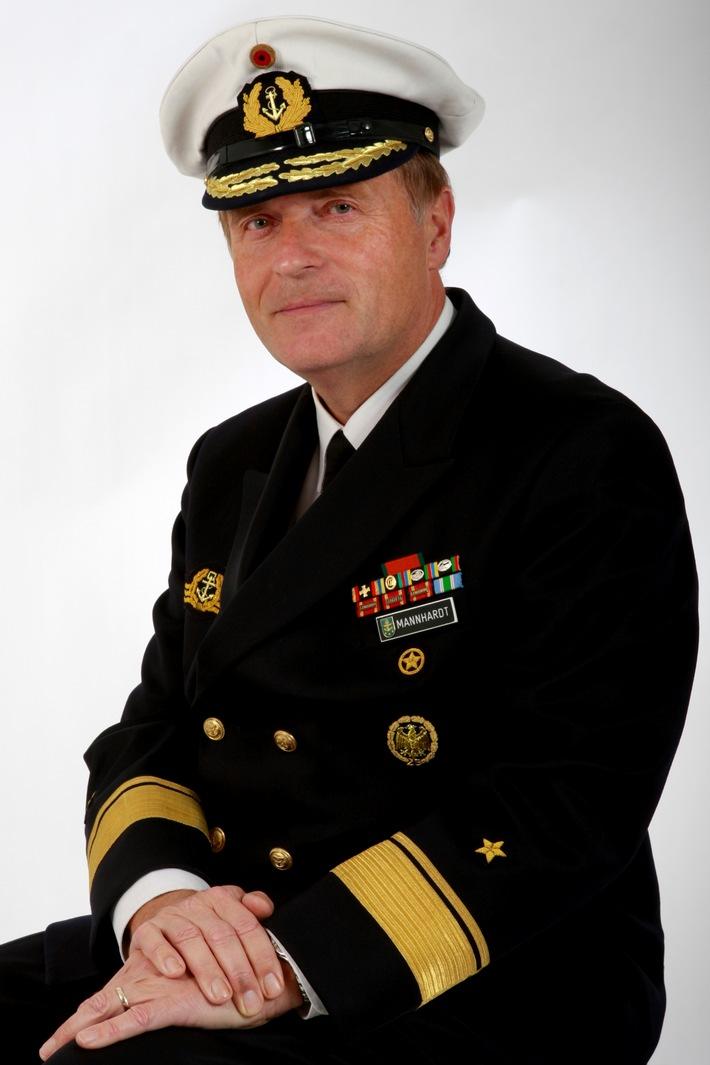Flottillenadmiral Mannhardt