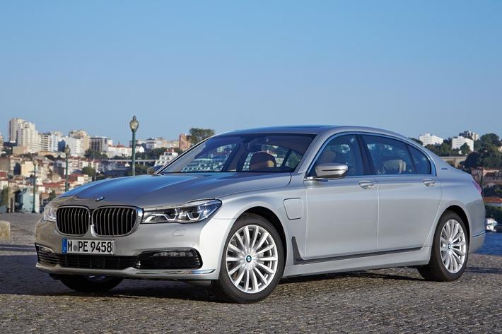 BMW auf der IAA Frankfurt 2015
