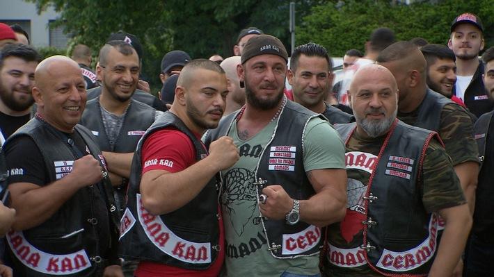 Osmanen Germania - Rocker oder Boxclub? / ZDFinfo-Reportage mit einer Nahaufnahme der umstrittenen Gruppierung