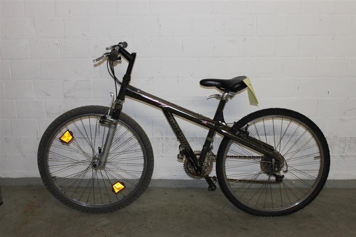 Mountainbike der Marke Prophete, Modell: GTX 1000.