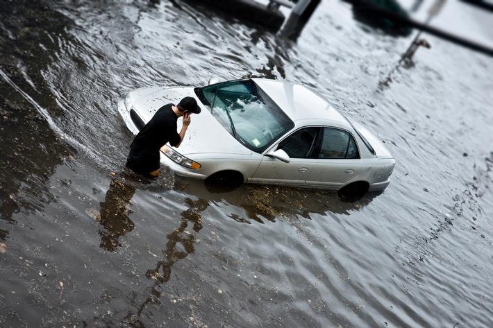 Kfz-Gewerbe: Manches Auto mit Wasserschaden ist zu retten