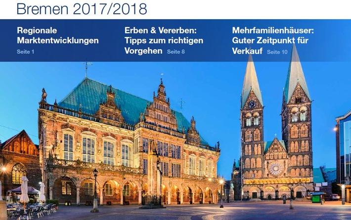 PM Immobilienmarktzahlen Bremen 2017   PlanetHome Group GmbH