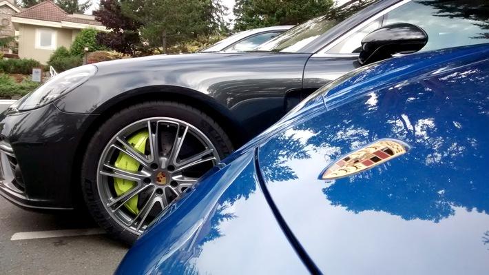 """GRIP - Das Motormagazin: """"Der neue Porsche Panamera Sport Turismo"""""""