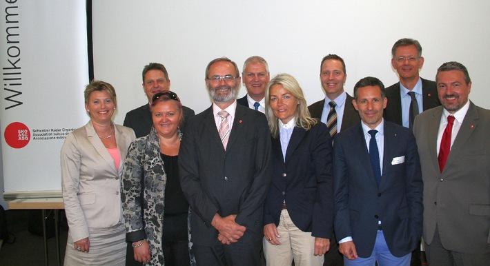 Erfolgreiche 70. Delegiertenversammlung der SKO in Fribourg (BILD)