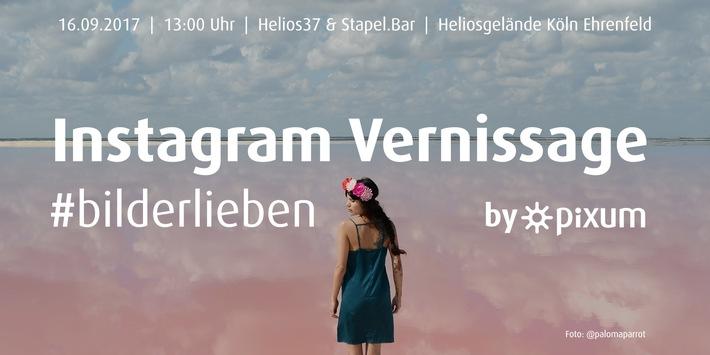 """Erste Pixum Instagram Vernissage #bilderlieben. Weiterer Text über ots und www.presseportal.de/nr/24663 / Die Verwendung dieses Bildes ist für redaktionelle Zwecke honorarfrei. Veröffentlichung bitte unter Quellenangabe: """"obs/Pixum"""""""