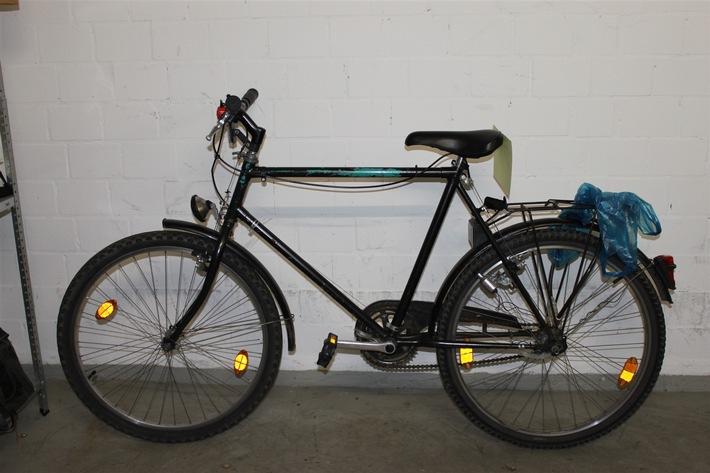 POL-WAF: Ahlen. Fahrradbesitzer gesucht