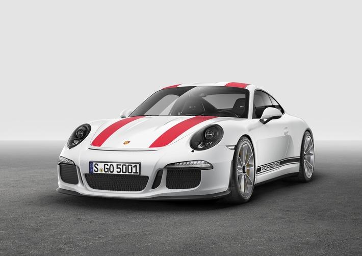 Wolf im Schafspelz - der neue Porsche 911 R