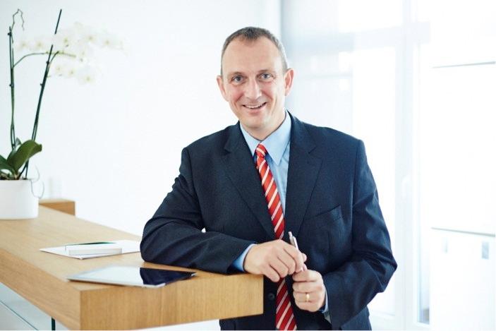 An der Hochschule Fresenius wurde Nicolas Bogs zum Professor berufen (Foto: Hochschule Fresenius/Pressestelle)