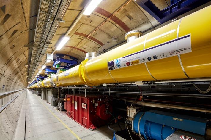 European XFEL: world's largest X-ray laser to launch in Hamburg