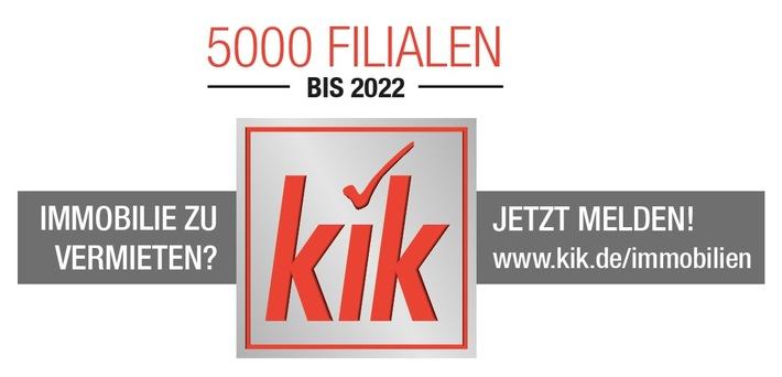Pressemitteilung: KiK zieht positives Fazit nach einem Jahr in Wertingen