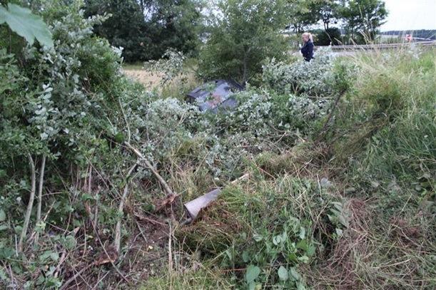 POL-PDMT: Verkehrsunfall unter Einfluss berauschender Mittel