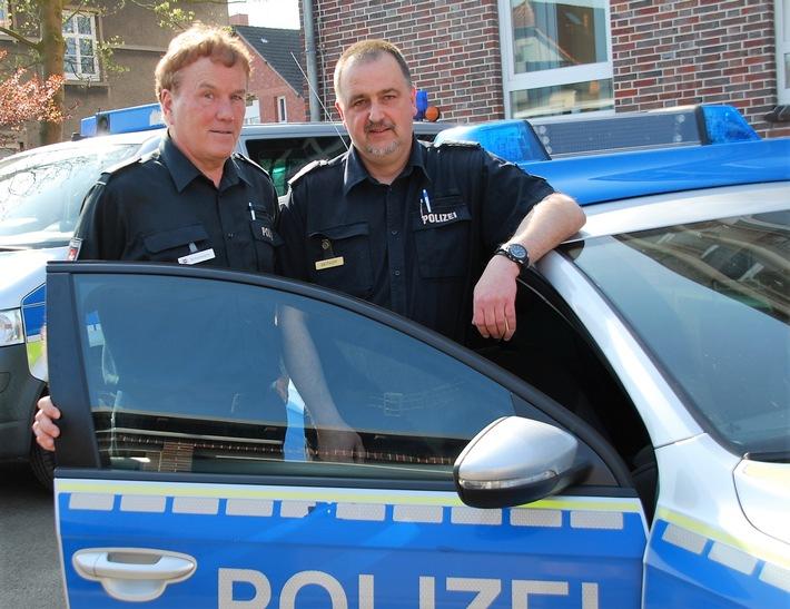 v.l.: Rainer Schönborn und Stefan Satthoff