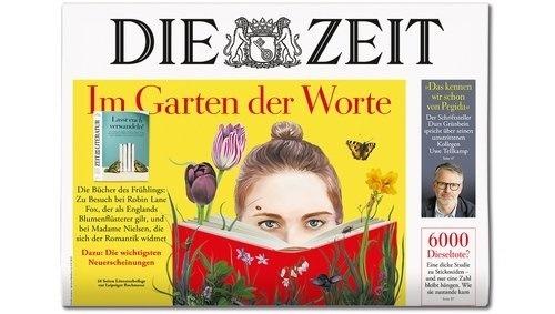 """DIE ZEIT 12/18 . Weiterer Text über ots und www.presseportal.de/nr/9377 / Die Verwendung dieses Bildes ist für redaktionelle Zwecke honorarfrei. Veröffentlichung bitte unter Quellenangabe: """"obs/DIE ZEIT"""""""