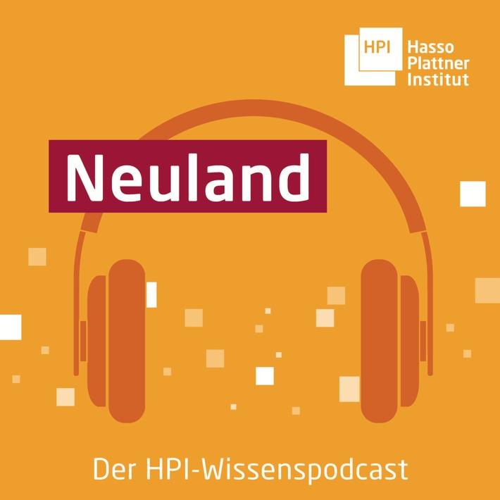 """Neuland - Der HPI Wissenspodcast. Weiterer Text über ots und www.presseportal.de/nr/22537 / Die Verwendung dieses Bildes ist für redaktionelle Zwecke honorarfrei. Veröffentlichung bitte unter Quellenangabe: """"obs/HPI Hasso-Plattner-Institut"""""""