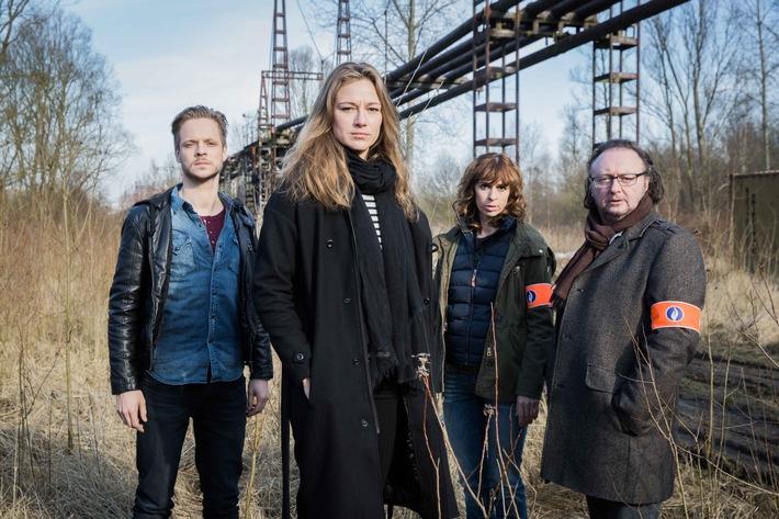 """Deutsche Erstausstrahlung:  ZDFneo nimmt belgische Krimiserie """"Coppers"""" ins Programm"""