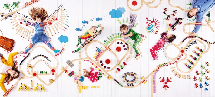 Ravensburger acquires renowned Swedish toy company BRIO