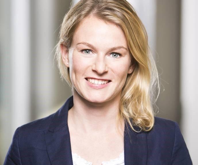 Meike Bennewitz ist Pressereferentin des Zentralverbands