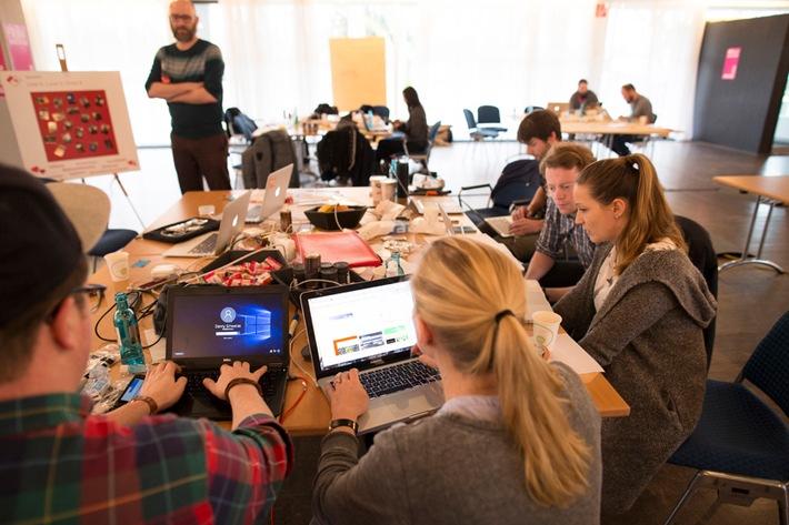 """BLOGPOST PR-Hackathon """"REBOOT PR"""": Welcher Neustart hat Sie bewegt, Lavinia Haane?"""