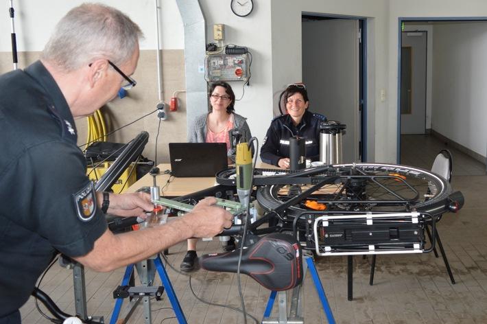 POL-HWI: Termine zur kostenlosen Fahrradcodierung