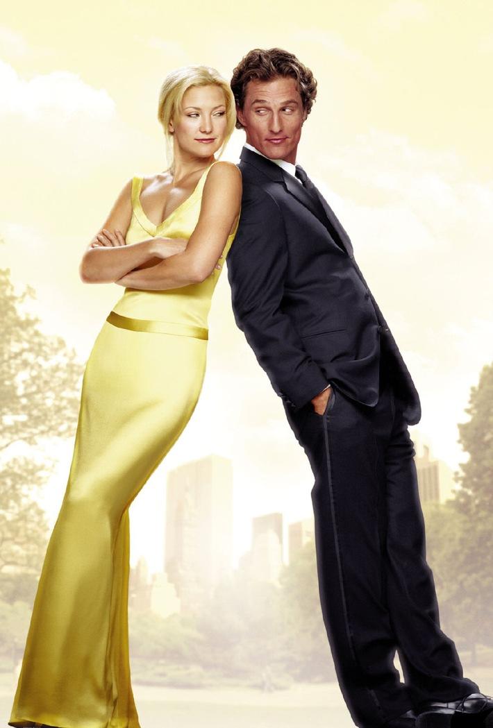 Kate Hudson will Matthew McConaughey los werden