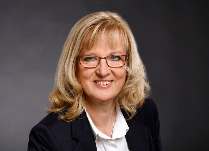 Die Prsidentin der Psychotherapeutenkammer Hessen, Dr. Heike Winter, ist zuversichtlich: