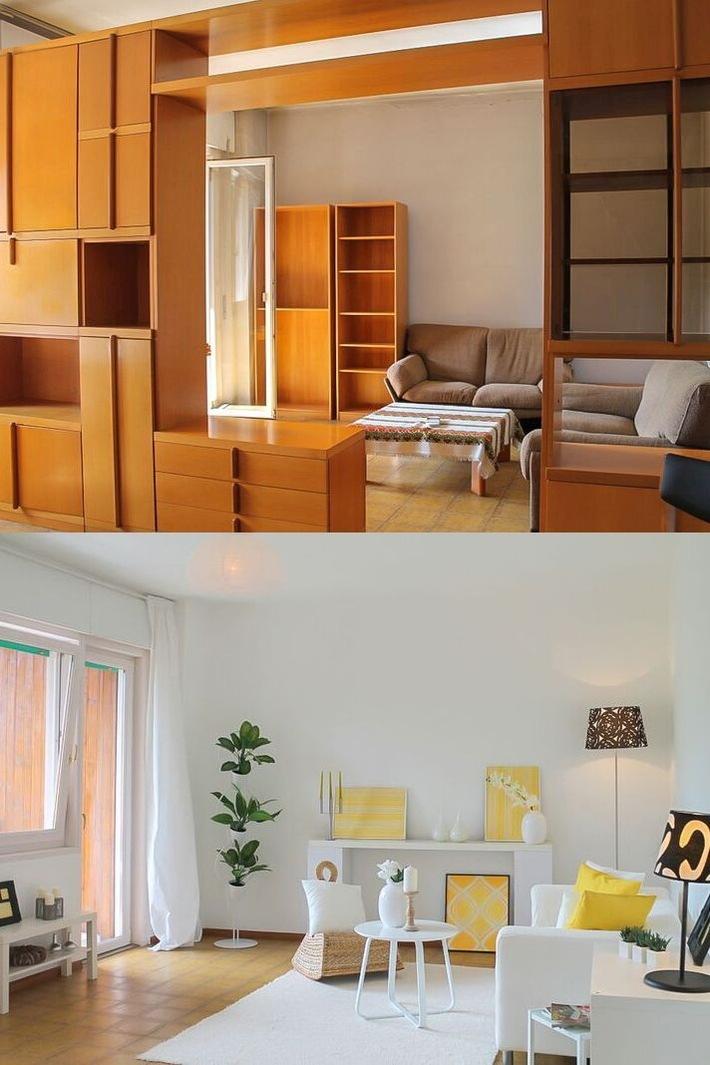 Die Schönheitskur Fürs Haus Home Staging Erleichtert Den