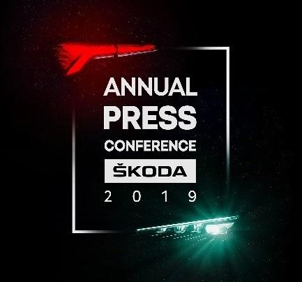 """SKODA AUTO zeigt die 45-minütige Jahrespressekonferenz live auf der SKODA Website, Youtube und Twitter. Sie beginnt am Mittwoch, 20. März um 10 Uhr MEZ. Weiterer Text über ots und www.presseportal.de/nr/28249 / Die Verwendung dieses Bildes ist für redaktionelle Zwecke honorarfrei. Veröffentlichung bitte unter Quellenangabe: """"obs/Skoda Auto Deutschland GmbH"""""""