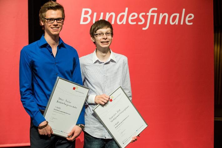 Hier kommen Deutschlands beste junge Debattanten / Bundesfinale Jugend debattiert in Berlin (BILD)