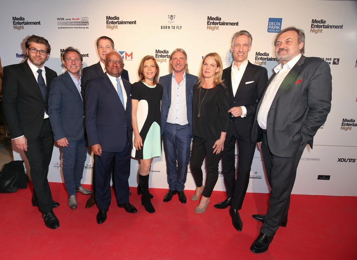 Die Media Entertainment Night im neuen Hotel THE FONTENAY