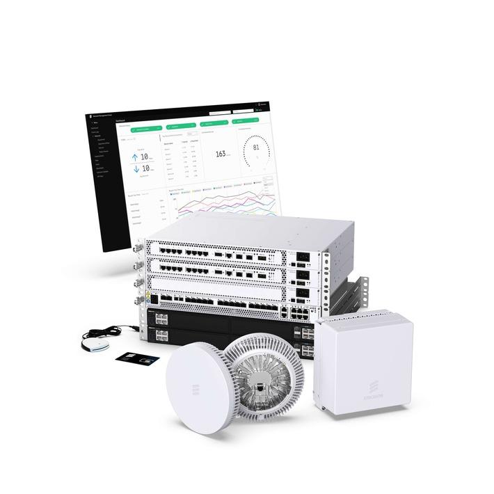 """Ericsson Industry Connect ist eine vollständige 5G Campusnetzlösung für Industrieunternehmen. Weiterer Text über ots und www.presseportal.de/nr/13502 / Die Verwendung dieses Bildes ist für redaktionelle Zwecke honorarfrei. Veröffentlichung bitte unter Quellenangabe: """"obs/Ericsson GmbH"""""""
