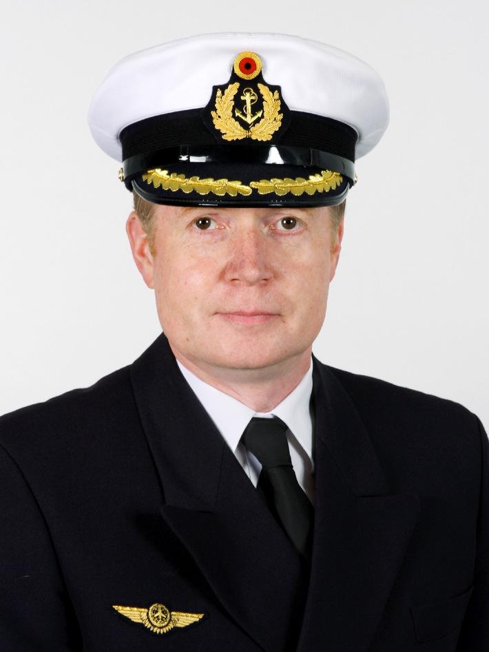 Kapitän zur See Hans-Jörg Detlefsen