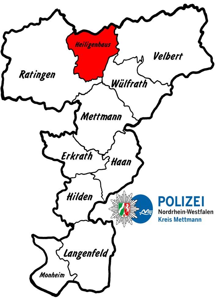 Reitunfall in Heiligenhaus