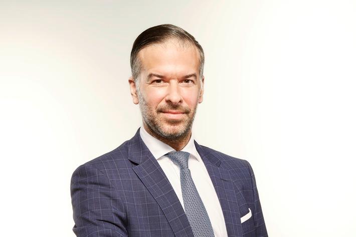 """Daniel Weiskopf, Vice President Finance der Drooms GmbH / Weiterer Text über ots und www.presseportal.de/nr/75858 / Die Verwendung dieses Bildes ist für redaktionelle Zwecke honorarfrei. Veröffentlichung bitte unter Quellenangabe: """"obs/Drooms GmbH"""""""