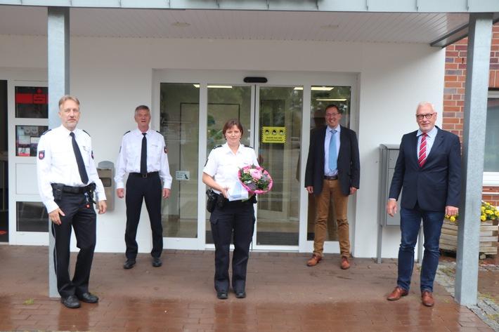 POL-EL: Herzlake - Neues Gesicht bei der Polizeistation Herzlake