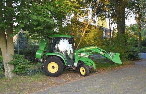 POL-EL: Nordhorn - Täter versucht Traktor zu stehlen (Traktor aufgefunden)