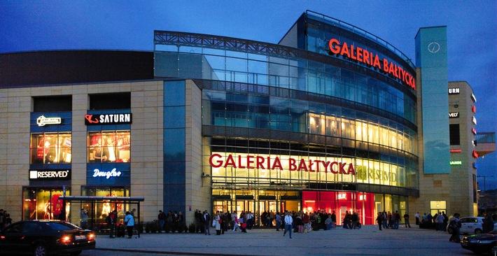 Galeria Baltycka (Quelle: Deutsche EuroShop AG)