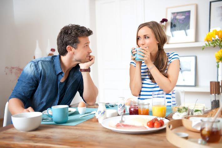 wenn wir unseren tag zusammen beginnen kann er nur gut werden annemarie warnkross und. Black Bedroom Furniture Sets. Home Design Ideas