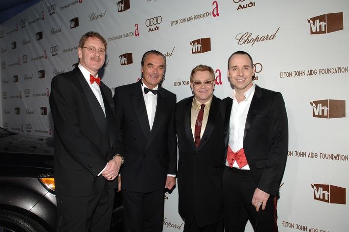14. Elton John AIDS Foundation Oscar Viewing Event / Erst ein Oscar, dann ein Audi Q7