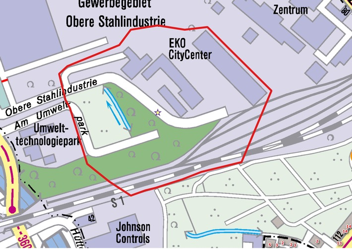 Grafik: Feuerwehr Bochum